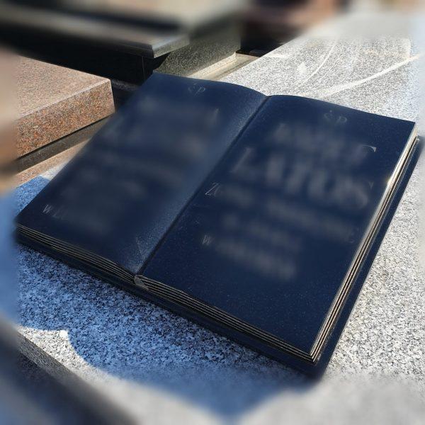 książka na grób bydgoszcz